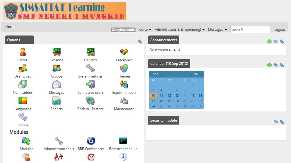 ss elearning